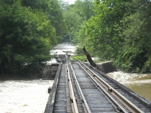 MH Railroad Flood