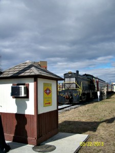 151 and ticket booth